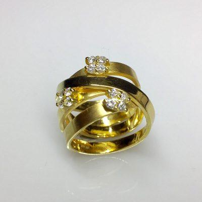 Die Goldwerkstatt Köln Brilliantringe