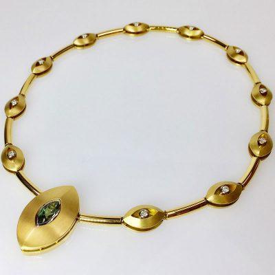 Die Goldwerkstatt Köln Halsketten