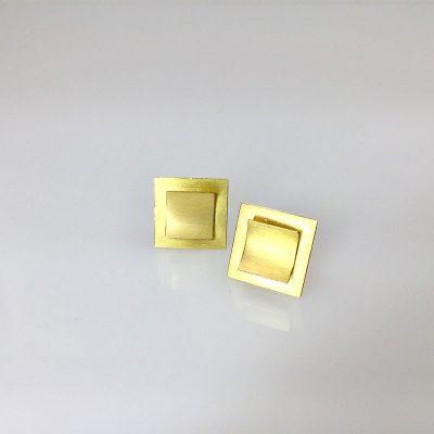 Verschiedene Ohrringe die Goldwerkstatt Köln
