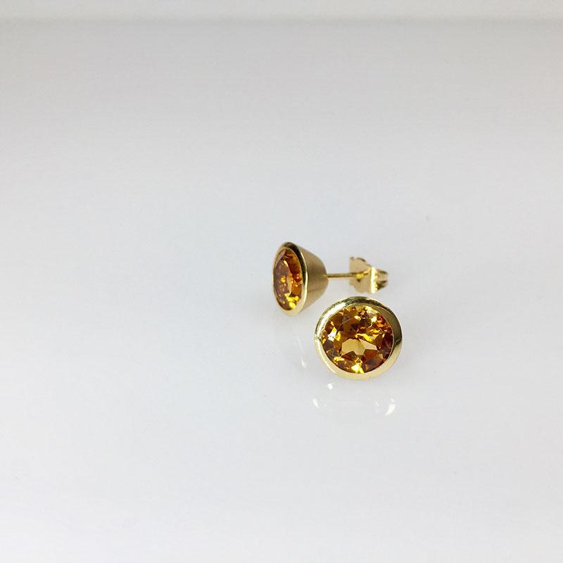 Die Goldwerkstatt Köln Ohrringe